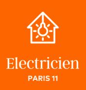 Lancement Electricien Paris 11